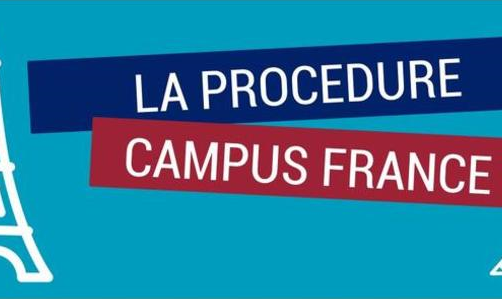 Procédure Campus France